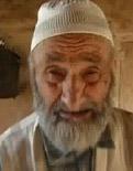 Türkiye'nin en yaşlı adamı