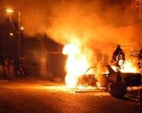 İstanbul'da 5 araç ateşe verildi