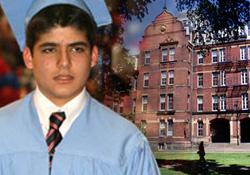 Cumhurbaşkanın oğlu Harvard'a nasıl girdi?