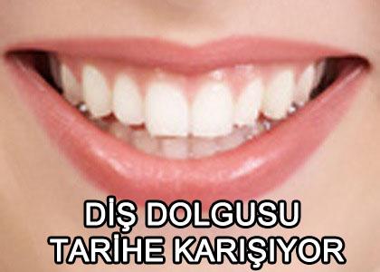 Diş çürüklerinin tedavisinde yeni bir dönem başlıyor
