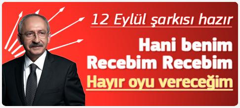 İşte CHP'nin referandum şarkısı