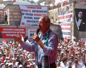 Kılıçdaroğlu İstanbul`da düello çağrısı yaptı