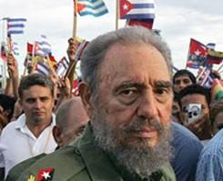Castro 5 ay sonra ekranlarda