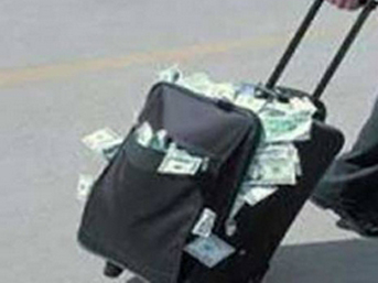 Bavullardaki paranın sırrı!
