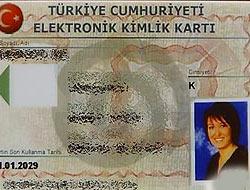 Yeni kimlik kartı geliyor