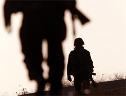 Askerin PKK propagandası