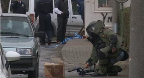 Şişli'de OYAK Sitelerinde bomba paniği