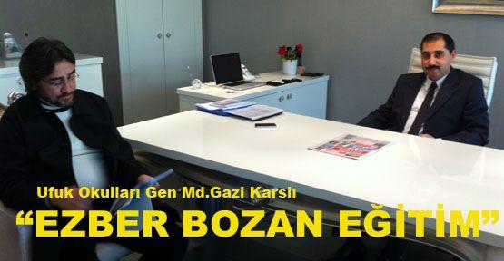 Ezber Bozan Eğitim