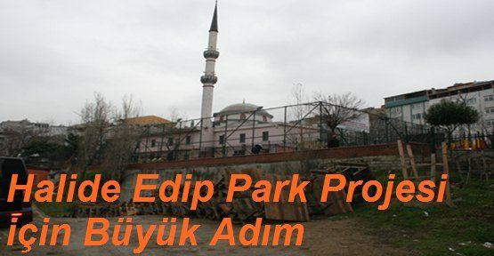 Park Projesi için Büyük Adım