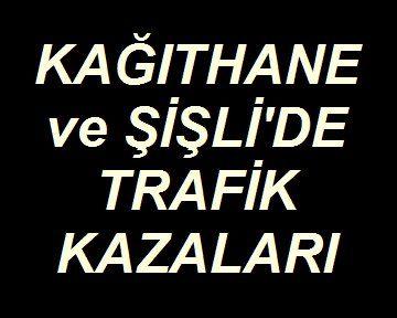 İstanbul'da Trafik Kazaları
