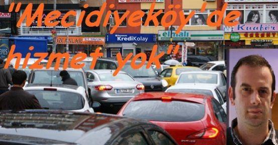 Mecidiyeköy'de Çarpık Yapılaşma Can Sıkıyor