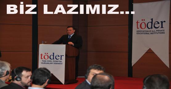 DERSHANELER 'BİZ LAZIMIZ' DEDİ