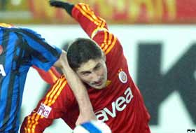 Galatasaray'da Sabri'ye af çıktı