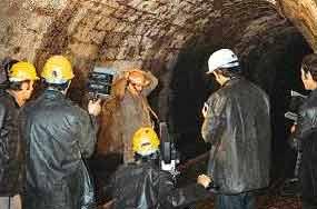 'Madenlerin farkında değiliz'