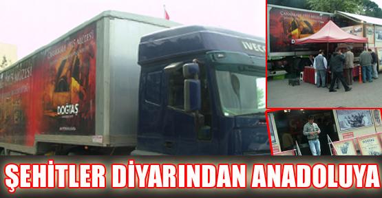 """""""Şehitler Diyarından Anadoluya"""""""