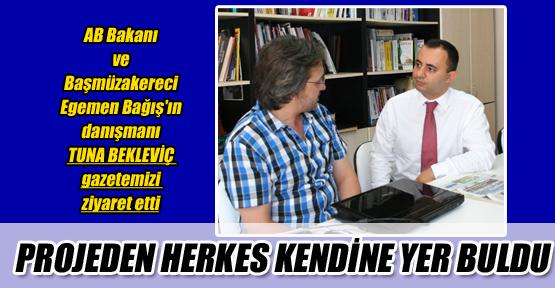 """""""VİZE DARBECİLERİN KAZIĞIDIR"""""""