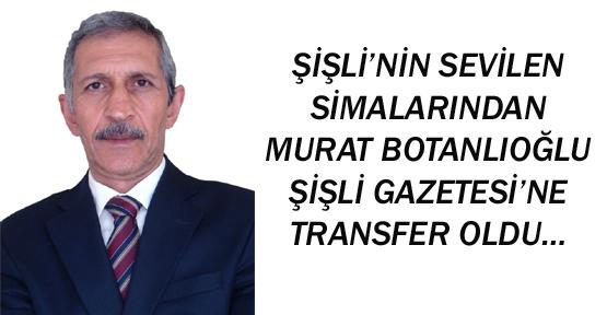 Botanlıoğlu Şişli Gazetesi'nde