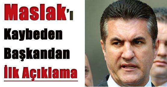 Mustafa Sarıgül'den İlk Açıklama Geldi