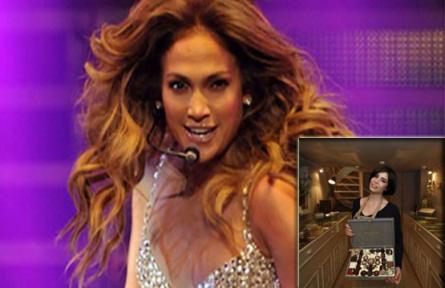 Jennifer Lopez'e Nişantaşı çikolatası