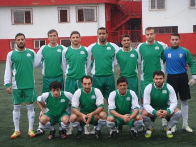 Şişli Yayla ve  Nurtepe maçı 11-0