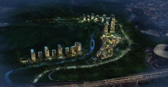 Vadiistanbul görücüye çıktı: Ayazağa'nın çehresi değişecek