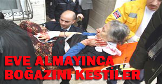 Feriköy'de hırsız dehşeti!
