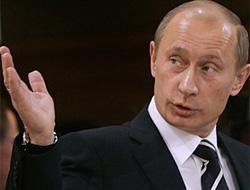 Hay ağzına sağlık Putin