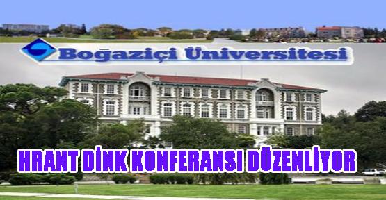 Hrant Dink Boğaziçi'nde anılacak