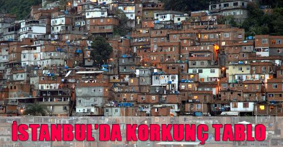İstanbul'da korkunç tablo