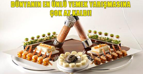 Dünyanın En Ünlü Yemek Yarışmasına Çok Az Kaldı!