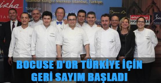 Bocuse d'Or Türkiye İçin Geri Sayım Başladı