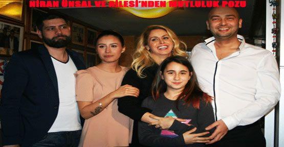 Niran Ünsal, kızı Hande ile çifte nikaha doğru