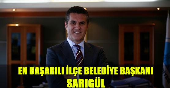 En Başarılı İlçe Belediye Başkanı Sarıgül