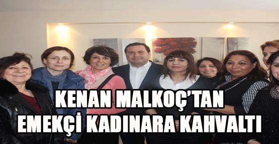 Kenan Malkoç Şişlili Kadınlarla 8 Mart'ı kutladı