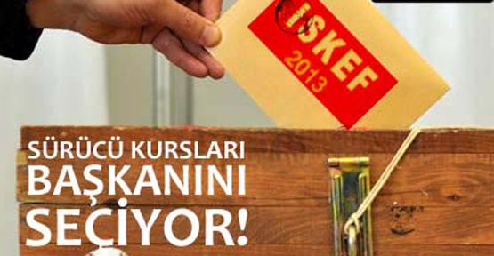 İstanbul sürücü kursları başkanını seçiyor