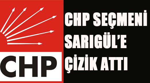 CHP'li seçmen Sarıgül'e çizik attı