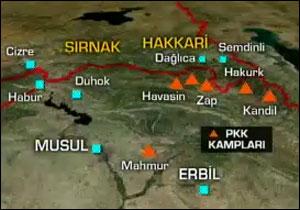 Kuzey Irak'a kara harekatı başladı