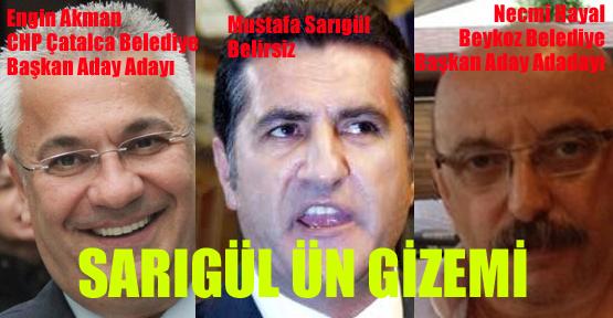 Mustafa Sarıgül gizemi