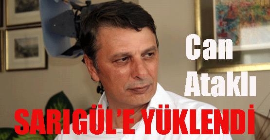 Gazeteci Can Ataklı, Mustafa Sarıgül'e Yüklendi