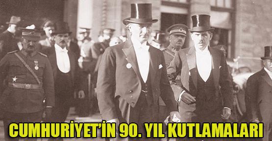 Cumhuriyetimizin 90. Yılı Kutlamaları