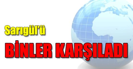 Sarıgül'ü CHP Genel Merkezi'nde Binler Karşıladı
