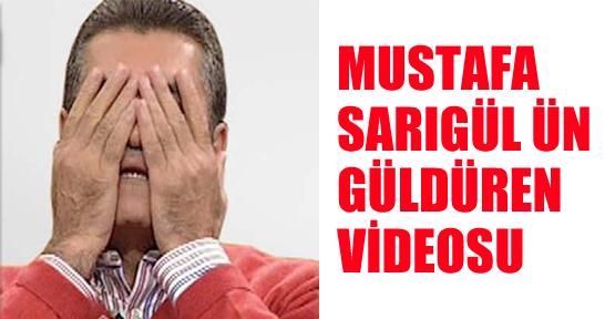 Mustafa Sarıgül'ün güldüren videosu
