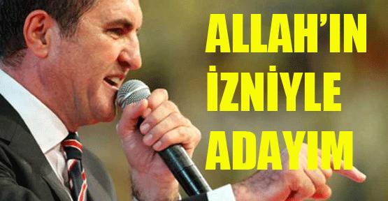 Mustafa Sarıgül, İstanbul için aday adaylığını açıkladı