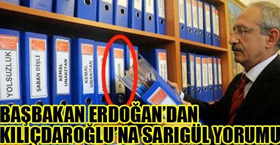 Erdoğan'dan Kılıçdaroğlu'na Sarıgül yorumu
