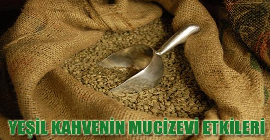 Yeşil Kahvenin Mucizevi Etkileri