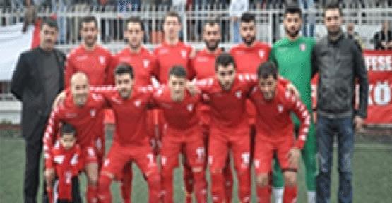 Feriköyspor 7-1'lik skorla grubu lider bitirdi