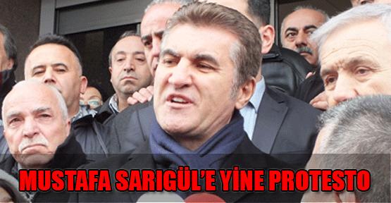 Mustafa Sarıgül'e yine protesto!