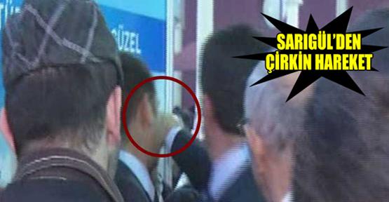Mustafa Sarıgül emekli vatandaşı yumrukladı