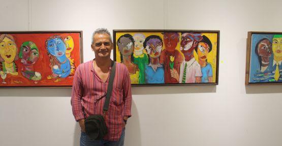 Niş Art Gallery'de Orhan Kurmalı rüzgarı