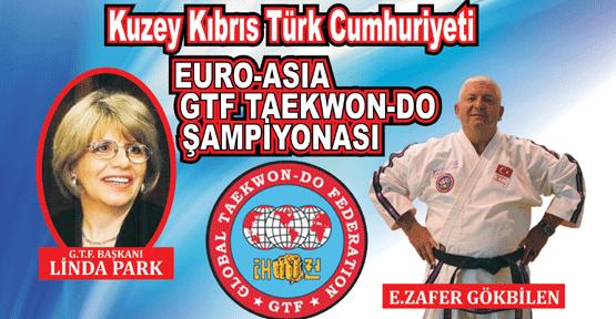 K.K.T.C. TAEKWON-DO ŞAMPİYONASINA EV SAHİPLİĞİ YAPIYOR..